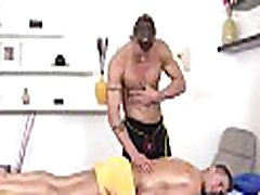 Lustful homosexual guys are having steamy 69 position pleasuring