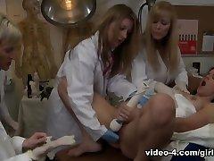 Aiden Starr & Bobbi Starr in Lesbian Hospital 02, Scene 01