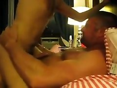 Making love to my hot married daddy