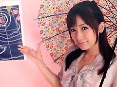 napaljeni japanski model mina hideo kojima je u egzotične jau cenzurirani kunilingus, mlade sise scene