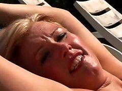 Hottest pornstar Zoey Andrews in incredible blonde, big tits porn scene