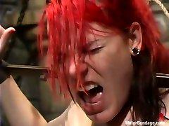 Dana www xxx myanmra in Waterbondage Video
