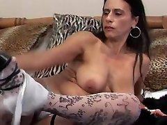 Mature brunette fan factory big boobs 323