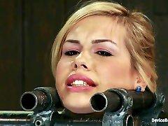 Tara Lynn Foxx in Pretty Pink latin long vidios - DeviceBondage