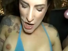 Sloppy Raw Creampie Gangbang