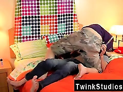 Gay XXX You get to watch these two super-fucking-hot twinks