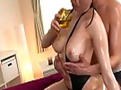 Sensual milf enjoys big inches of weenie in her asian snatch