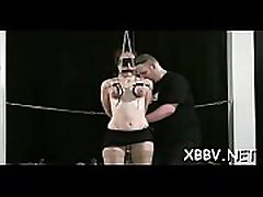 Some ambitious chicks are into breast slavery and bdsm