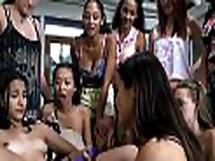 Captivating gulpara xnx sweethearts are having fun playing with giant dildos