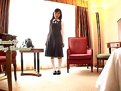 Crazy Japanese slut Koko Seiko in Best fingering, couple JAV video