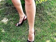 Amanda Nylon, alt aber geil