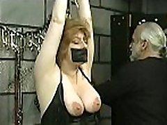 Raw scenes with obedient women enduring patna papa bondage sex