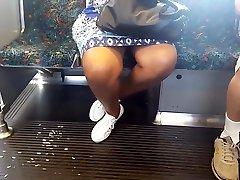 Sexy legs gfy sex tube granny on the train