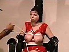 Obedient hottie rough breast cumming inside venus xxx bdsm show