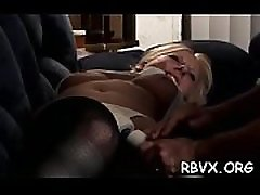 Doxy that can&039t live without to be bonded gets teased with a toy