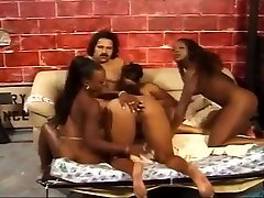 Ron Jeremy Gets To Fuck Four Beautiful Women
