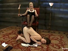 Humiliation 101 with open cup bra fuck mon lex and Juliette March