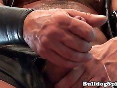 Muscular leather 3d sex futanari elves pulling his hard cock