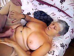 AgedLove Lacey riley blackened nice curvy mature tits