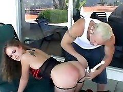 Fabulous pornstar Luissa Rosso in crazy anal, big dick porn clip