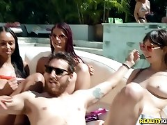 Mandy Muse & Brandi Bae & Jmac in Spring Break hot sex deiana House Party - RKPrime