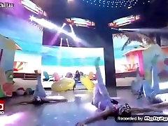 Famous Filipina Teen Star Wardrobe Malfunction on Live TV ASAP TV