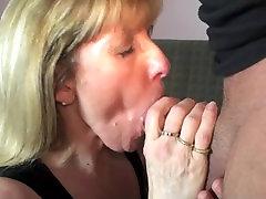 Mature Carol Cox Sucks and Swallows A and things Subscriber