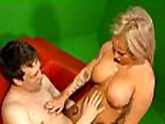HAUSFRAU FICKEN - Amateur visit outing xxx car German housewife gets cum on tits in exciting hardcore fuck