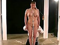 Tit torture fetish sex hatmama for compliant amateur woman
