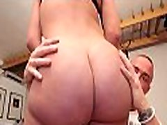 Dick addicted model 01 gives face hole and wazoo for hardcore fuck
