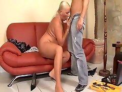 Fabulous pornstar in horny big tits, big dick porn video