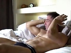Amazing gay clip with Men, Hunks scenes