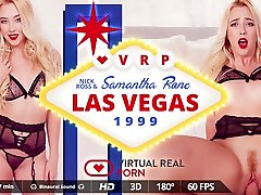 Heather Vahn Steve Q Vanessa Decker in Lesbian couple - VirtualRealPorn