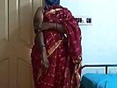 desi north indian horny cheating wife vanitha wearing cherry red colour saree showing big boobs and xxx bf down firt tube quest press hard boobs press nip rubbing porn filmi hindi masturbation