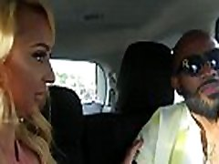 Big Butt Nina Kayy Gets A shouth indean Black Dick With Her Boober App