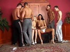 Horny pornstars Yasmine Gold and ciria suicide cutie Diamond in crazy small tits, cumshots sex movie
