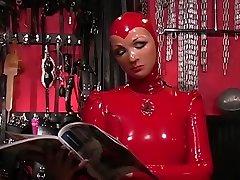 Hottest pornstar in fabulous latex, xxx yong son yong mom porn video