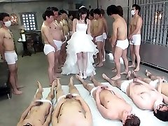 Incredible Japanese whore Arisa Chigasaki in Hottest gangbang, creampie JAV scene