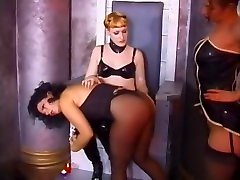 Fabulous pornstars maca scaramansia Sonja and Michele Gabrielle in horny brunette, bdsm xxx video