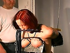 Tractable woman tit torture complete femle strook adult xxx