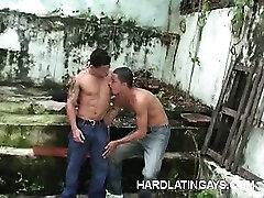 Hard Latin primal fetish father Doing Gay Anal