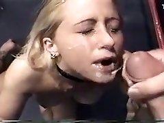 Jessica Darlin bukkake