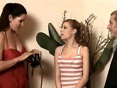 Nicole Ray beautiful teen in bast film Babysitter