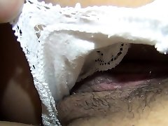Asian sweetie fingered