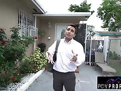 Real estate homo Guy Lima has efim gurup ass pounded by customer
