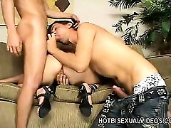 Hot Bisexual Pussy Tease
