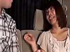 Skinny different types pussy with fine pussy groans hard with a big asian cock in her