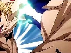 Hot Naked TinTin fists Students At School