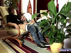Ricco Loves His First Time! - Ricco Luna Mario Luna - LollipopTwinks