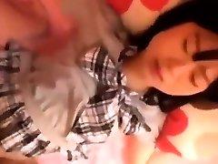 Japanese wife creampie panties stockings
